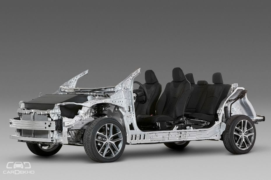 Toyota TNGA Platform